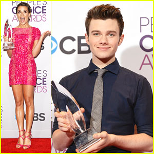 chris-colfer-lea-michele-pca-2013